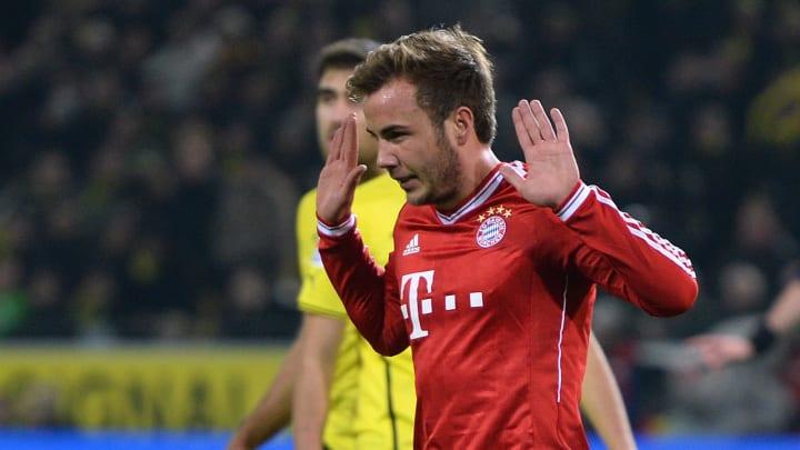 Mario Götze wechselte 2013 vom BVB zum Rivalen nach München