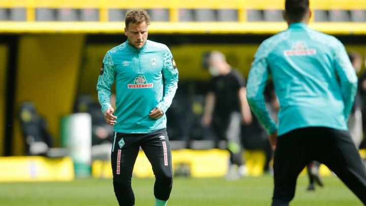 Philipp Bargfrede könnte den Werder-Profis doch erhalten bleiben