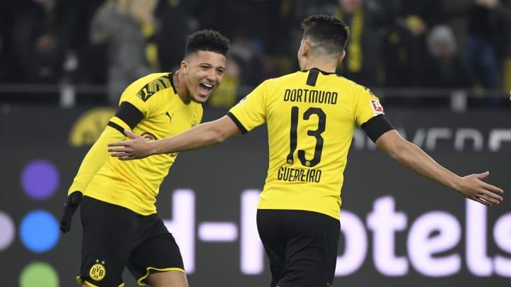 Sancho und Guerreiro fehlen dem BVB