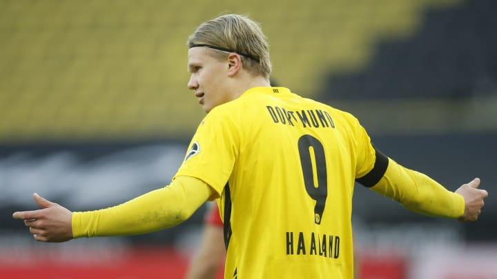 Chelsea are keen on signing Erling Haaland in 2021