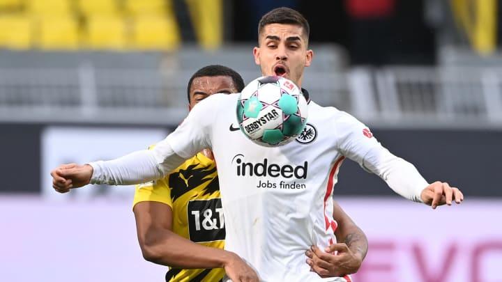 Der BVB hat André Silva ganz oben auf der Stürmer-Liste