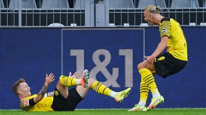 Das Star-Duo des BVB plagt sich mit Verletzungsproblemen herum