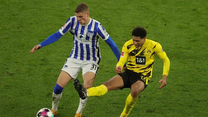 Marton Dardai hat bei Hertha langfristig verlängert