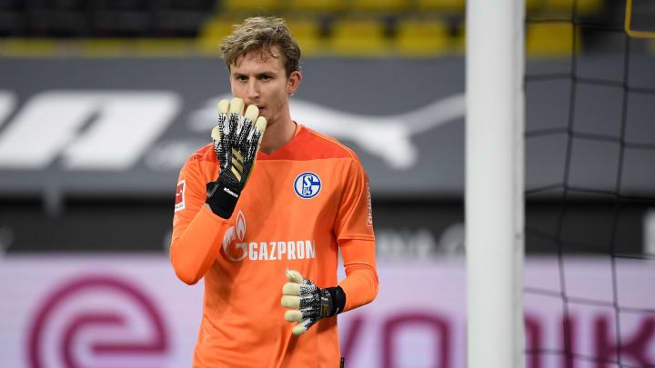 Frederik Rönnow ist der neue Stammkeeper auf Schalke