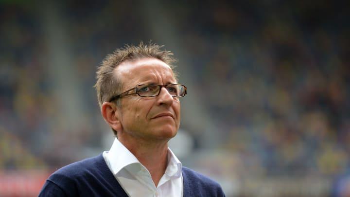 Norbert Meier gehört zu den punktemäßig erfolglosesten Trainern der Bundesliga