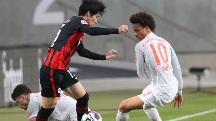 Selbst die Bayern gingen gegen Kamada in die Knie