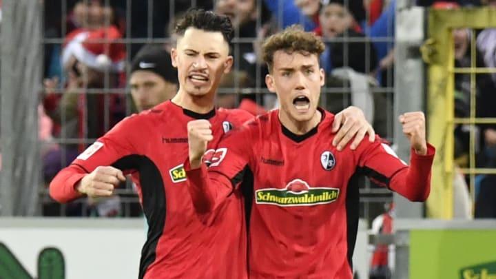 Robin Koch und Luca Waldschmidt stehen bei Benfica Lissabon auf dem Zettel