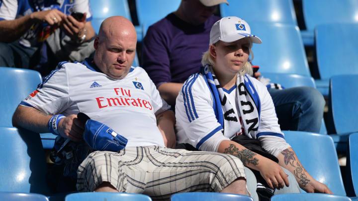 Gegen Dynamo Dresden werden am Sonntag viele Plätze im Volksparkstadion frei bleiben