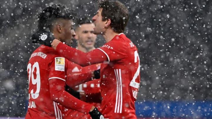 Nicht immer glanzvoll, dafür aber effektiv meisterten die Bayern die letzten Wochen