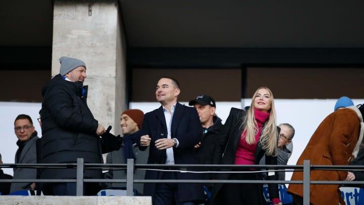 Hat nach wie vor Großes vor: Hertha-Investor Lars Windhorst
