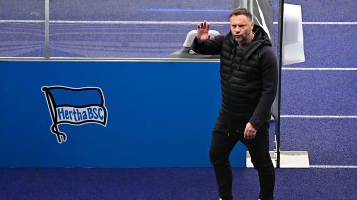 Verabschiedet sich Dardai wieder von den Hertha-Profis?