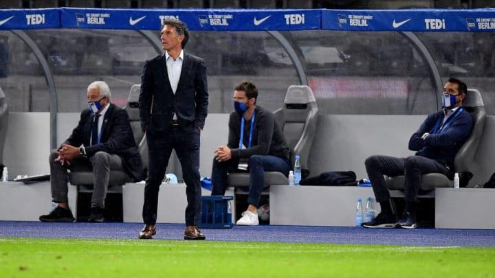 Ohne großes Hexenwerk ließ Bruno Labbadia den Knoten bei der Hertha platzen