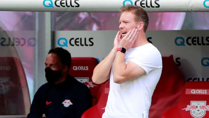 Nagelsmann previously took Hoffenheim into the Champions League
