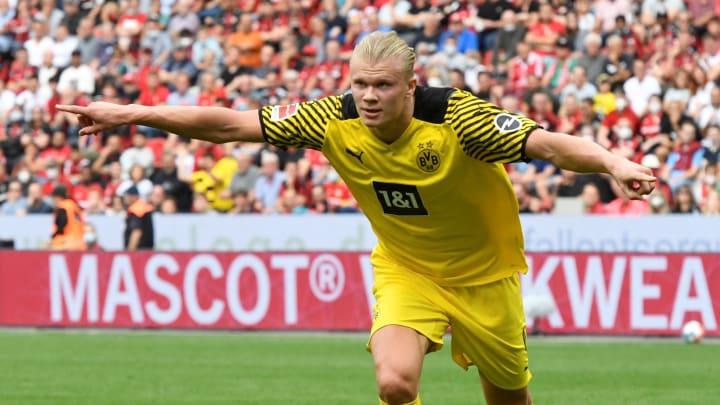Haaland deve deixar o Borussia Dortmund no próximo verão