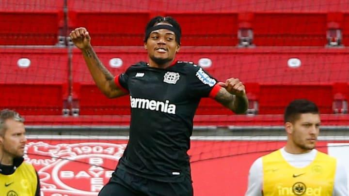 Leon Bailey verlässt Bayer 04 Leverkusen