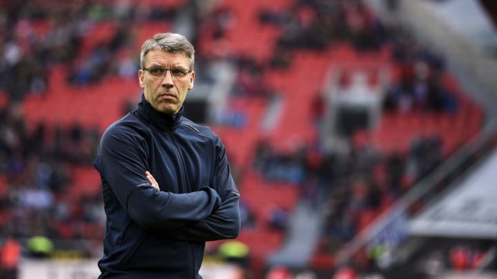 Peter Knäbel (54) übernimmt bei Schalke 04 den Posten des Sportvorstands