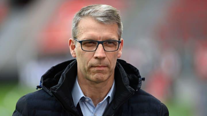 Peter Knäbel steht offenbar kurz vor der Sportdirektor-Entscheidung