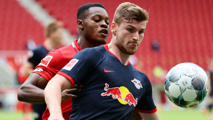 Timo Werner Removed From Rb Leipzig S Champions League Squad Ahead Of Chelsea Move