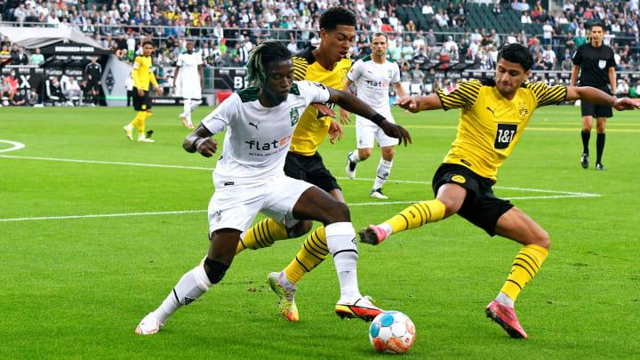 Manu Koné vertraut in seine Stärken