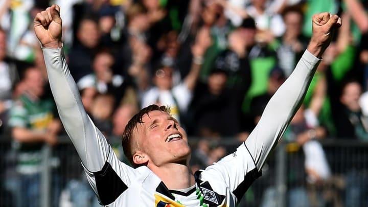 Oscar Wendt schrieb bei der Borussia Geschichte