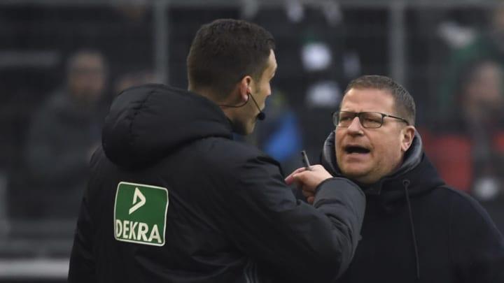 Max Eberl rät dem DFB zur Sanierung