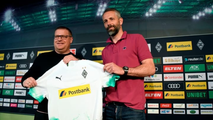 Max Eberl, Marco Rose