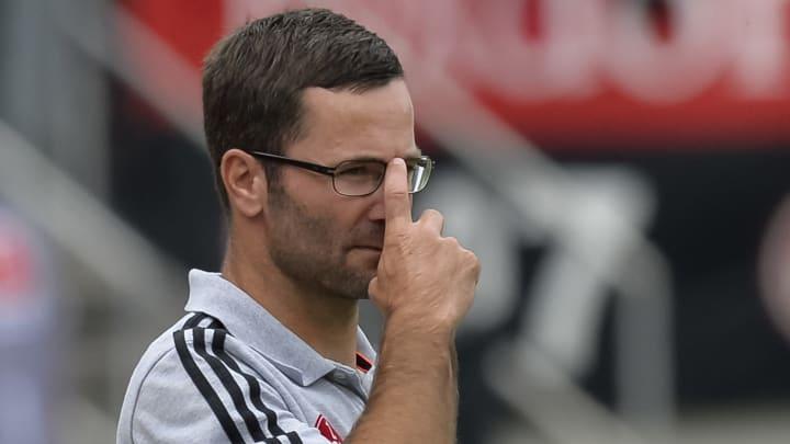 Wiesinger soll den Club vor dem nächsten Abstieg bewahren