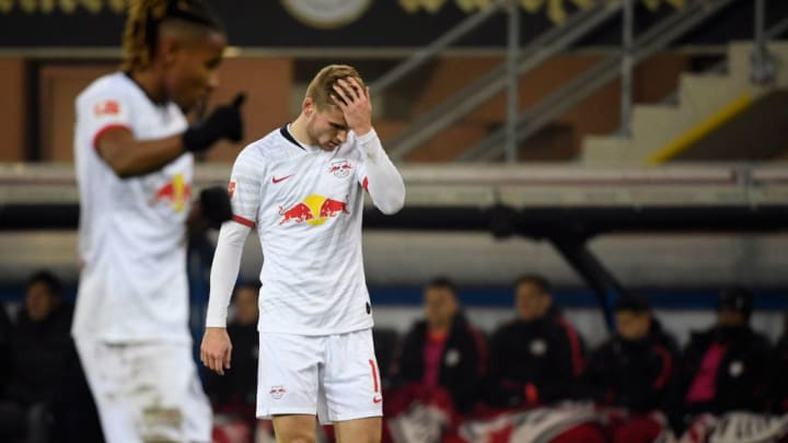 Leipzig were disappointing against Paderborn on Saturday