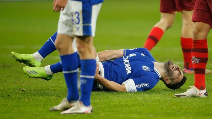 Sead Kolasinac hatte muskuläre Probleme