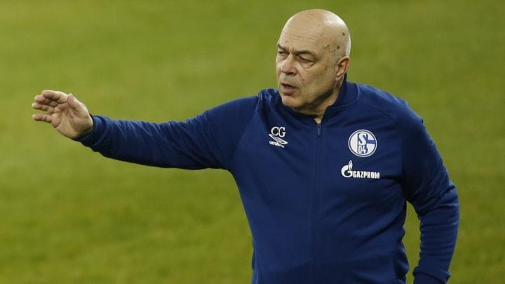 Spieler-Revolte gegen Christian Gross? Der FC Schalke 04 weist entsprechende Medienberichte zurück
