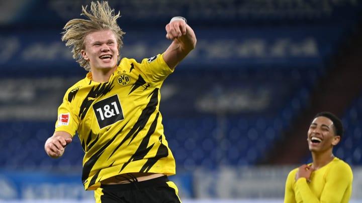 Le Borussia Dortmund compte bien conserver Erling Haaland la saison prochaine.