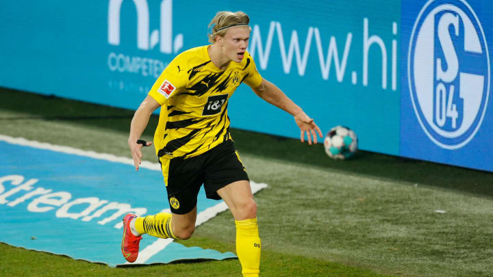 Everton turned down the chance to sign a teenage Erling Haaland