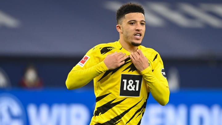 Manchester United are cooling their pursuit of Jadon Sancho