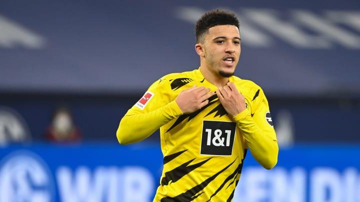 Jadon Sancho ist der POTM Februar in der Bundesliga