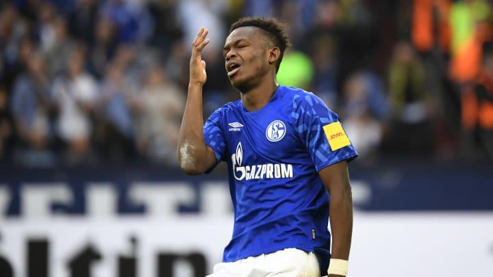 Rabbi Matondo verlässt Schalke