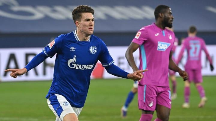 Mit seinen Treffern gegen Hoffenheim gab er Schalke etwas Hoffnung zurück
