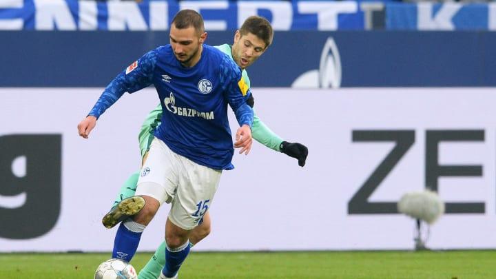 Ahmed Kutucu steht vor dem Abschied von Schalke