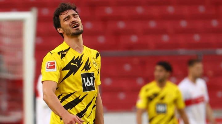 Mats Hummels ist normalerweise einer der Dortmunder Führungsspieler.
