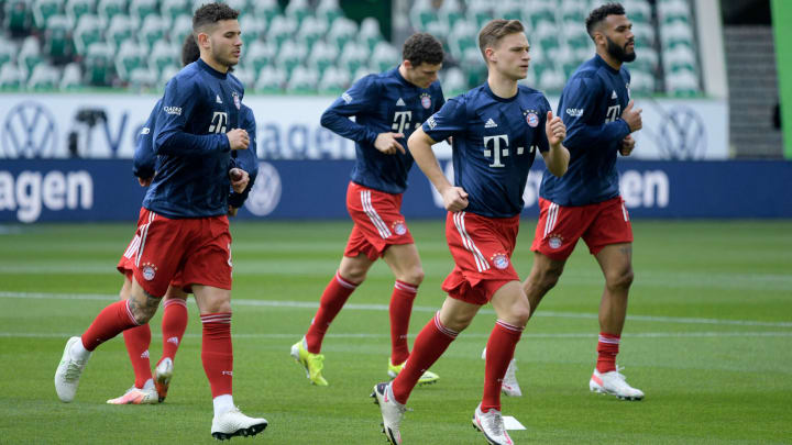 Auch die Spieler des FC Bayern werden isoliert