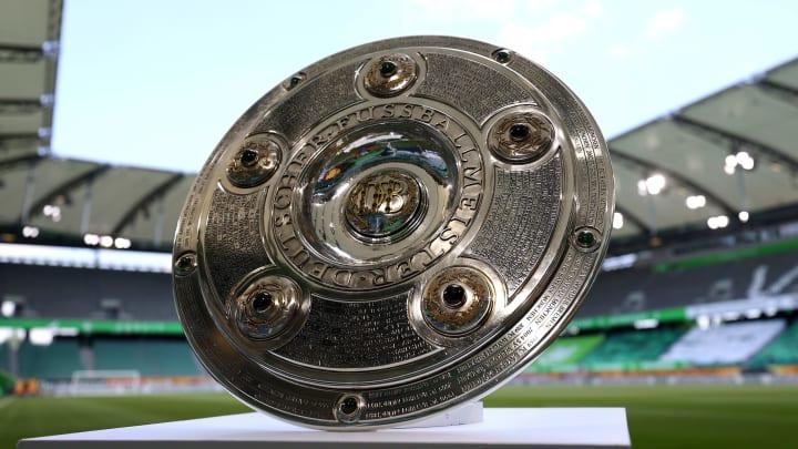 Die Meisterschale wurde erstmals 1949 an den deutschen Meister verliehen
