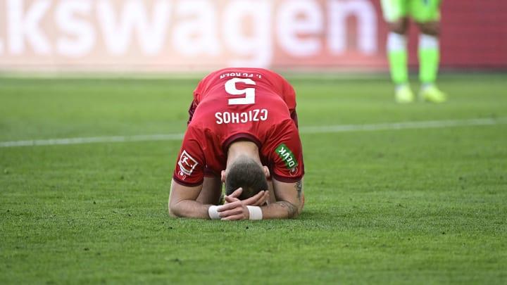 Der 1. FC Köln kämpft darum, nicht schon wieder abzusteigen.
