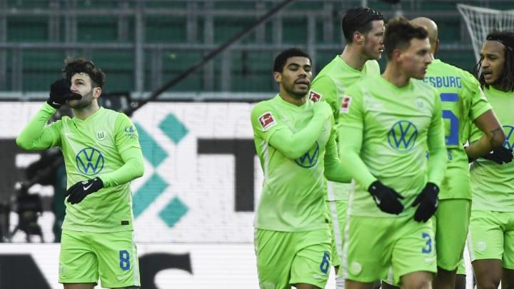 Renato Steffen (l.) traf gegen Leipzig.
