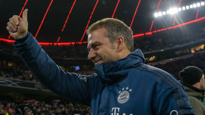 Flick has been a revelation at Bayern