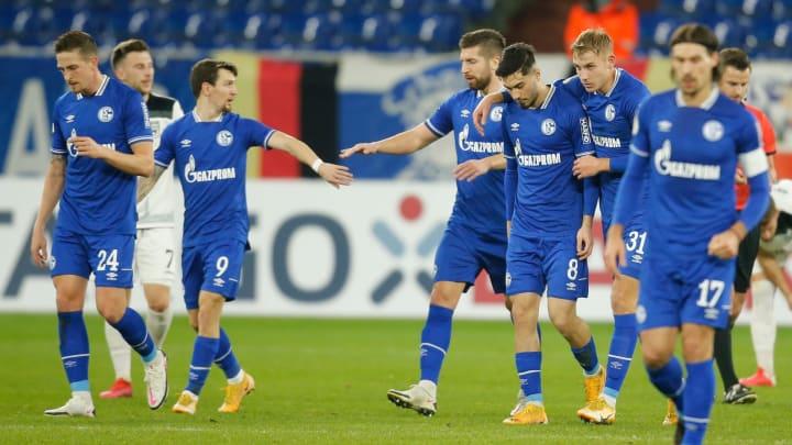 Auf Schalke lief in der bisherigen Saison so gut wie gar nichts zusammen