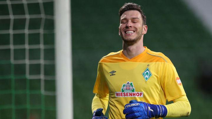 Jiri Pavlenka soll bei Werder verlängern