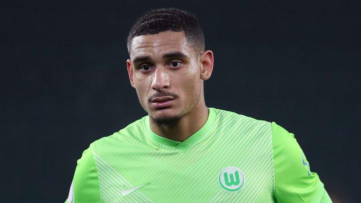 Wolfsburgs Maxence Lacroix wusste zu überzeugen