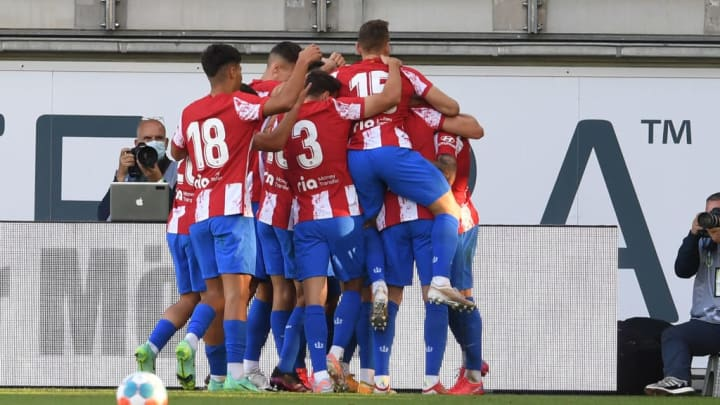 Atlético de Madrid Champions League LaLiga