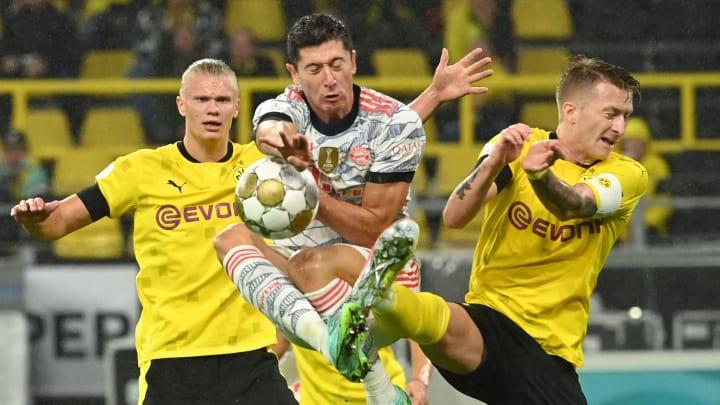 Nur zwei von den dreien haben es in die FIFA22-Topelf der Bundesliga geschafft