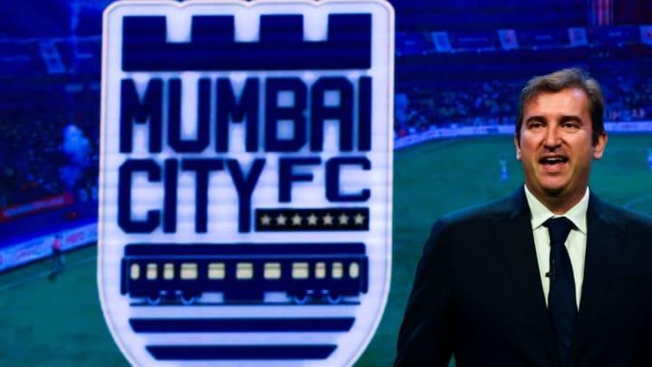 Mumbai City FC are part of the City Football Group