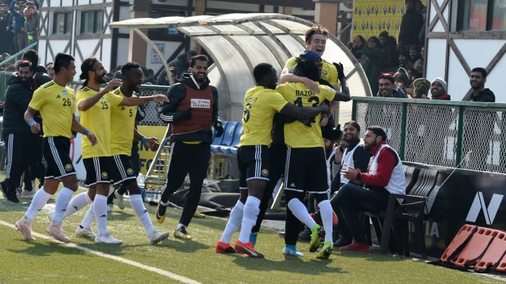 I-League relegation for this season could be scrapped